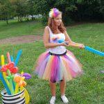 Karuzela Atrakcji - Duże balony - Urodziny dla dzieci - Animator dla dzieci