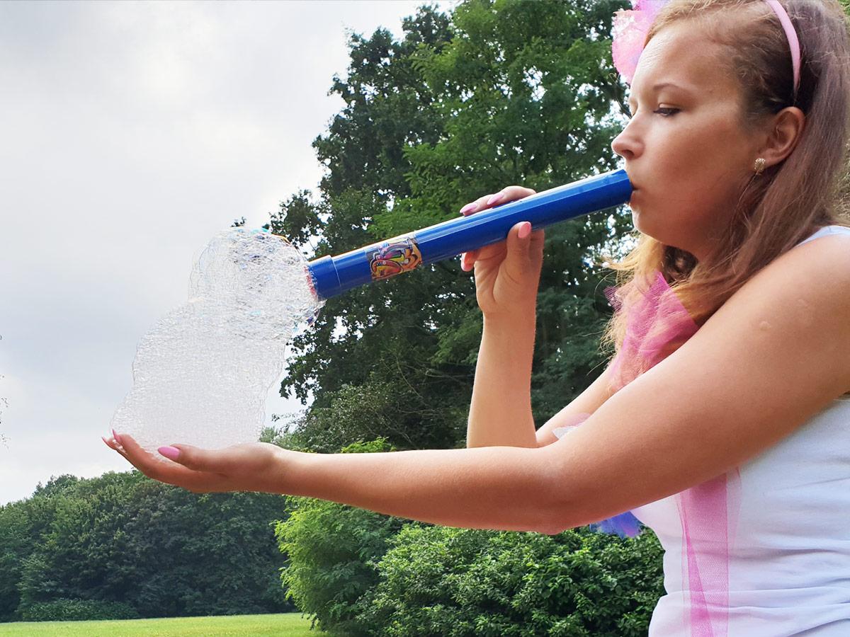 Karuzela Atrakcji - Duże bańki mydlane - Urodziny dla dzieci - Animator dla dzieci