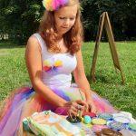 Karuzela Atrakcji - Malowanie buziek - Tatuaże brokatowe - Urodziny dla dzieci - Animator dla dzieci