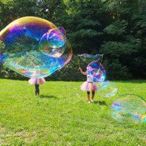 Bubble show - Karuzela Atrakcji