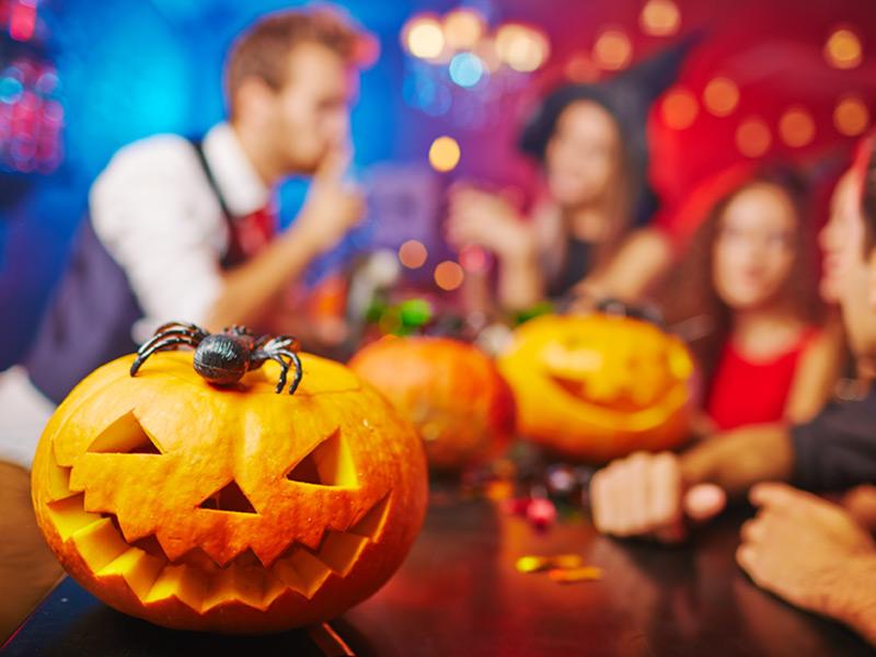 Imprezy tematyczne - Halloween - Karuzela Atrakcji