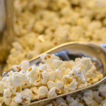 Popcorn - Wynajem - Karuzela Atrakcji